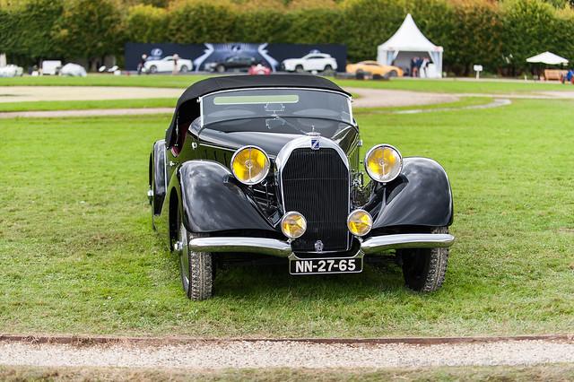 Talbot-Lago T 150 C Roadster - 1937