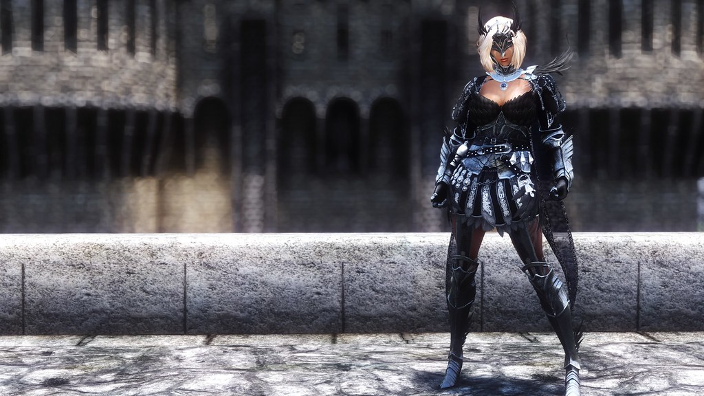 BDO Venslar UUNP | Require: BDO Armor Pack II 1 0 by Team TA