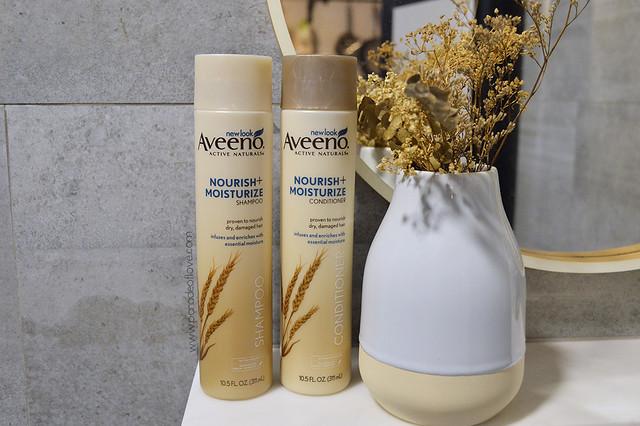 AVEENO x iHerb Shampoo-Conditioner 01