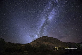 Milky way at Guadalupe Mountains | by MelanysArt