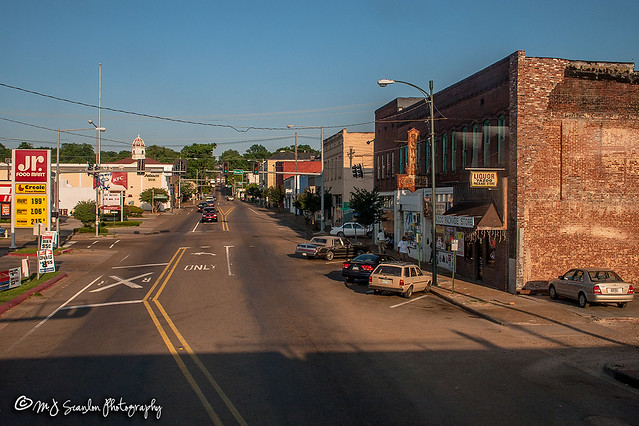 Amtrak's City of New Orleans | Yazoo City Mississippi