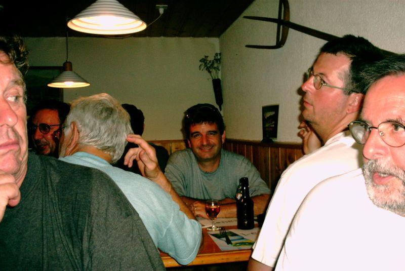 Marche au Jura 2003