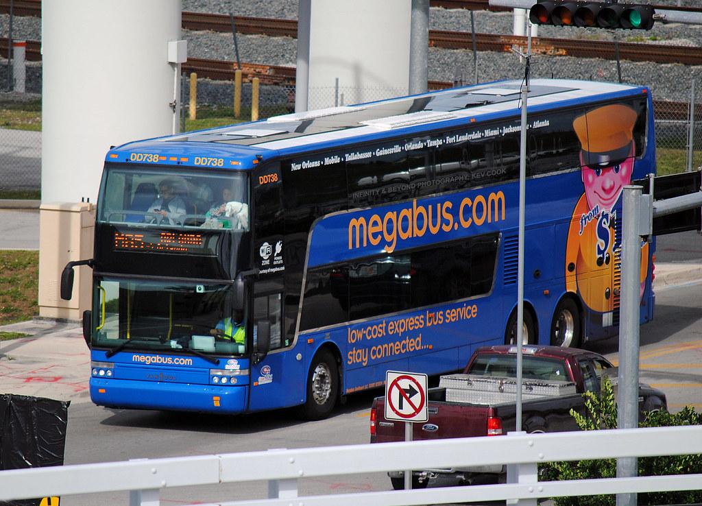 Megabus | Miami | Kev Cook | Flickr