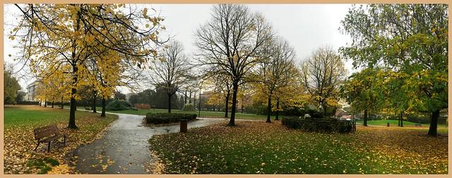 L'autunno di Villa Vogel