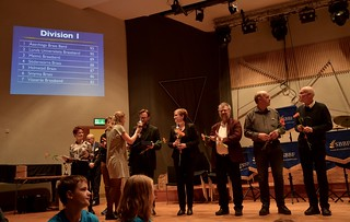 2:a i division 1 - Lunds Universitets Brass Band