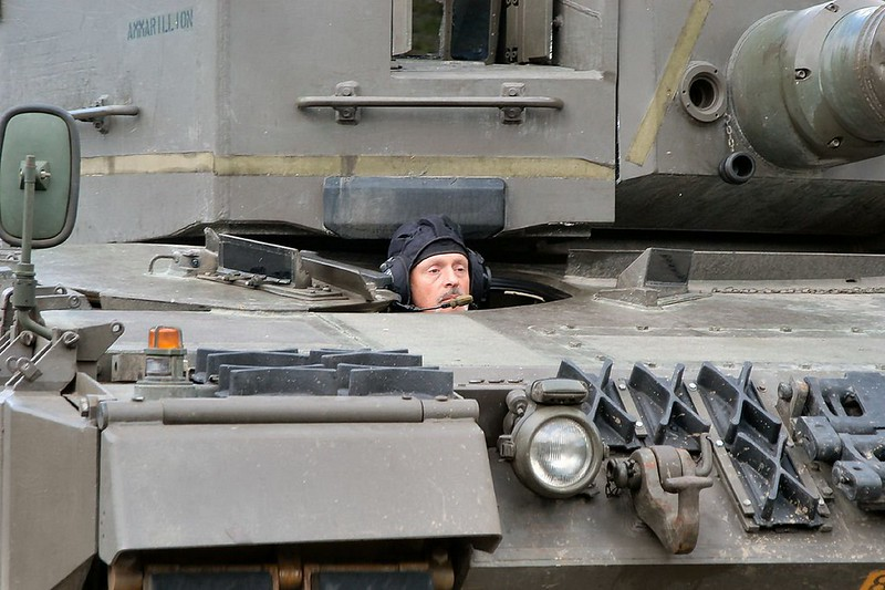 Leopard 2A4 3