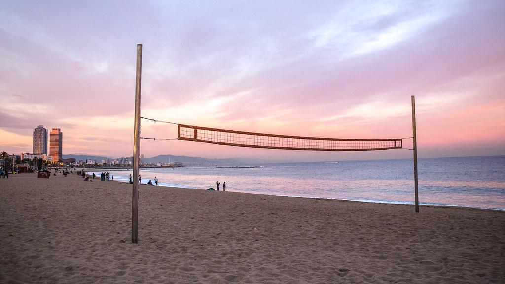Barceloneta   Sunset   adriana serra   Flickr