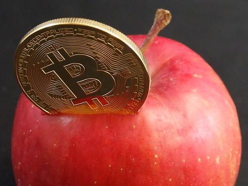 18_リンゴとビットコイン | by goodegg0843