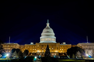 United States Capitol at Night | by John Brighenti