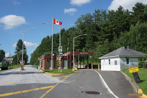 Canada-USA border