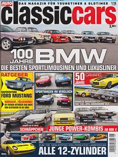 Auto Zeitung - Classic Cars 1/2016