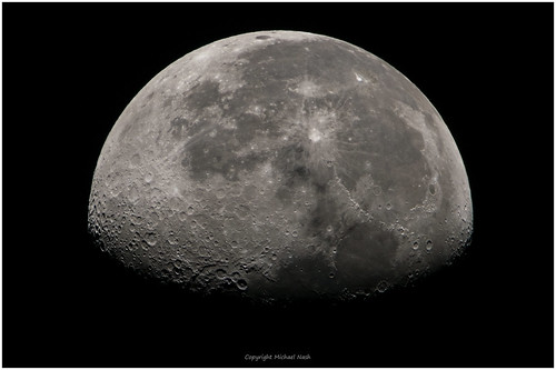 Moon 2017-12-08 | by westcoastcaptures