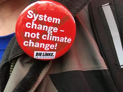 """Demonstration """"Klima retten – Kohle stoppen"""""""