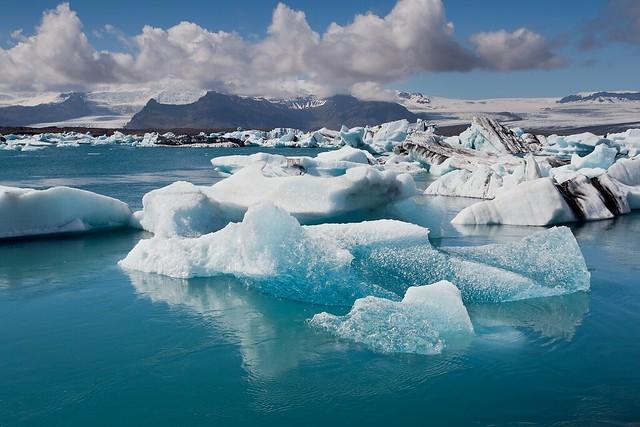 Jökulsárlón Iceberg Lagoon