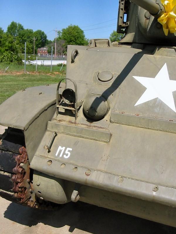 M5A1 Stuart 5