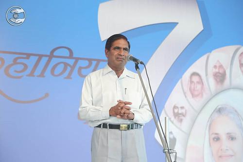 S.L. Gulati from Hansi, Haryana, expresses his views