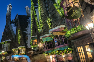 Hogsmead Xmas | by Mike Sperduto