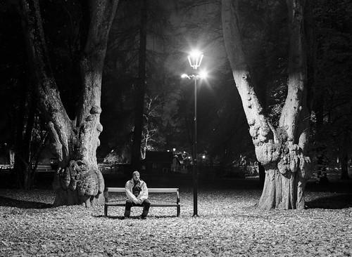Alone | by Tony Bokeh Larsson