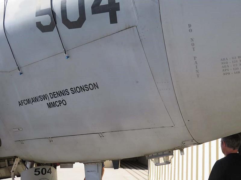 Grincheux EA-6B Prowler 9
