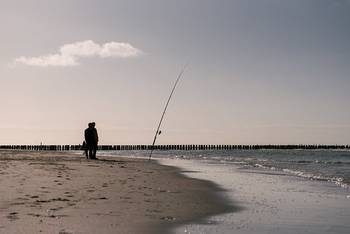 Relaxed fishing actions | by knipslog.de