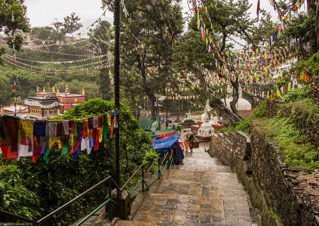 in Kathmandu_04 flags