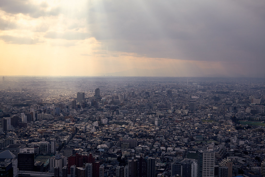 But beautiful, Tokyo Japan
