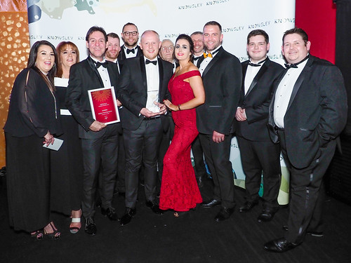 Retailer of the Year - Walton Flooring Centre | by Knowsley Council