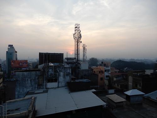 sunrise sonnenaufgang kolhapur maharashra india कोल्हापूर महाराष्ट्र भारत कोल्हापुर 馬哈拉施特拉邦 印度 coucherdesoleil