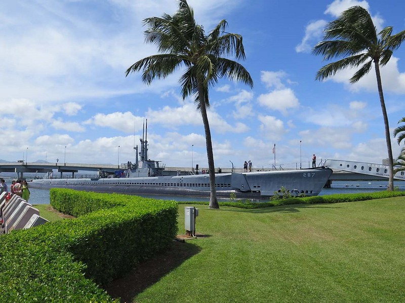 USS Bowfin SS-287 1
