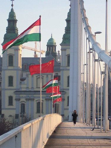 China and Hungary | by TeaMeister