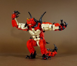 "Diablo, Lord of Terror | by Deus ""Big D."" Otiosus"