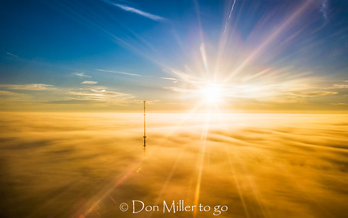 mavicpro hdr sunrise 3xp hdrphotography outdoors foggy aerial goldenhour sky florida venice unitedstates us