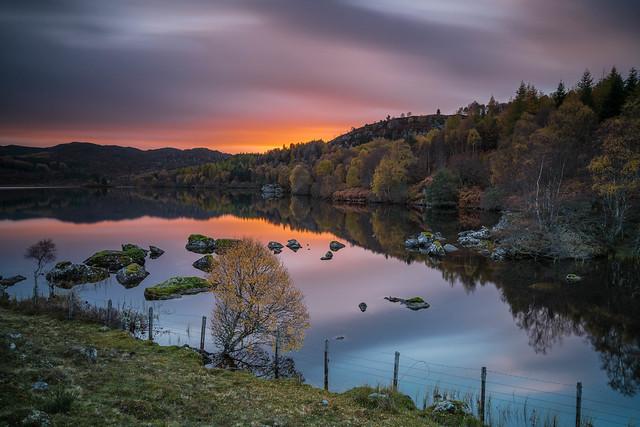 Loch A'Chlachain ..