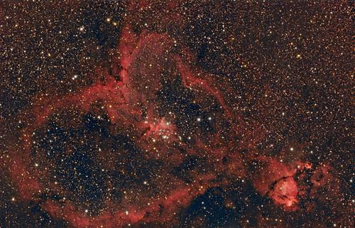 IC1805 - Heart Nebula HaRGB | by Miroslav Horvat