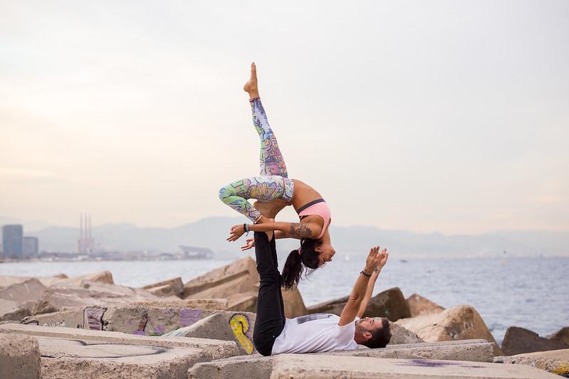 Acro Yoga Mind