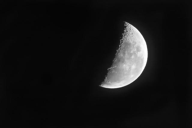 Luna Moon 10-11-2017 4 AM