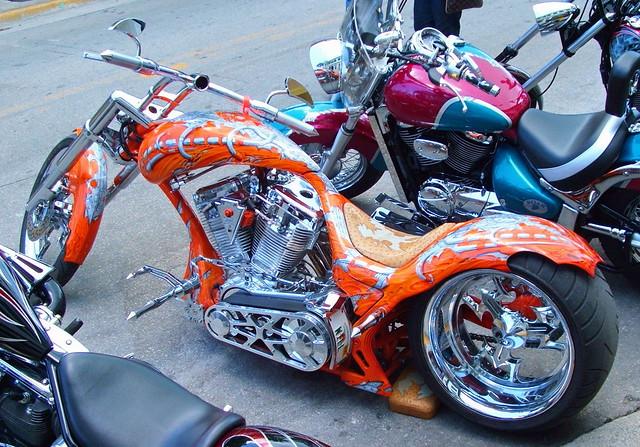 Bike Weekend. Key West