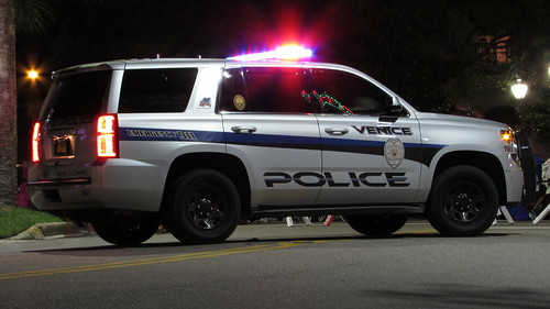 Venice Police Department 2015 Chevy Tahoe Photo