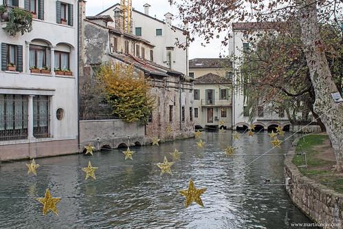 Riva del Cagnan, Fiumi Treviso