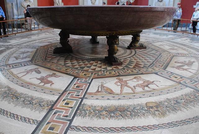 Museo Vaticano (Vaticano, 13-10-2017)