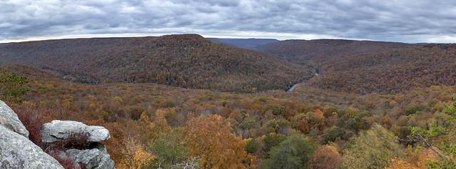 Welch Point, Bridgestone Firestone WMA, White County, Tennessee 14