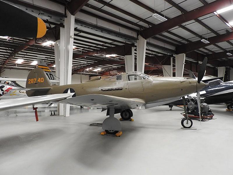 P-63A-7 Kingcobra 1