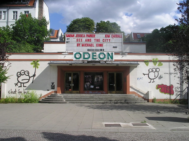 1950 Berlin-W. Odeon-Kino von Hans Bielenberg B1 Hauptstraße 116 in 10827 Schöneberg