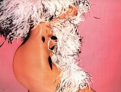 Vogue Italia editorial shot by Herb Ritts 1990