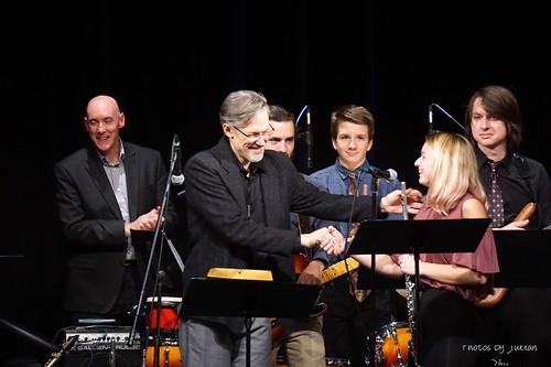Jazz Residency Concert: Dave Pietro Quartet
