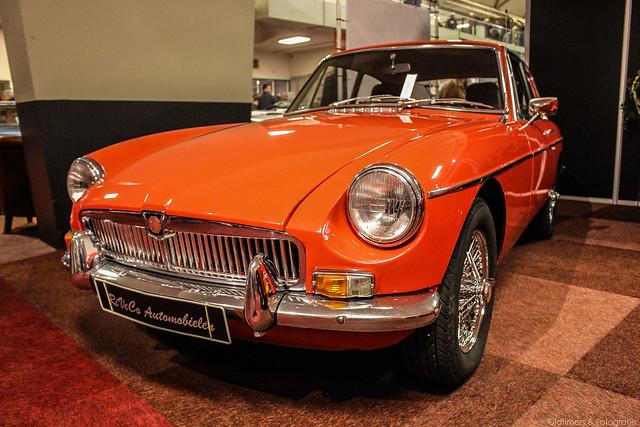 1970 - MG B GT - DL-20-61 -2