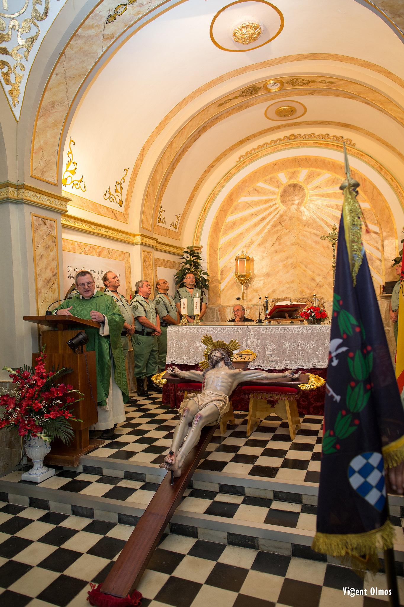 (2017-11-04) - Eucaristía Legionaria -  Vicent Olmos Navarro - (02)