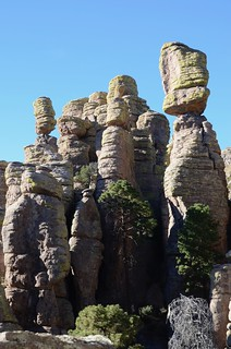 Chiricahua National Monument the hoodoo balancing act | by Pierre Yeremian