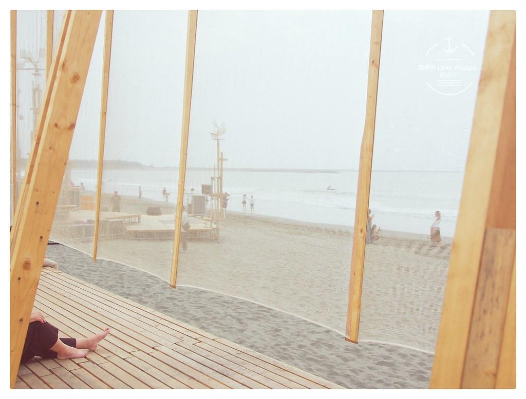 【台南 Tainan】漁光島寧靜月牙灣 獨立靜謐小島漁村 @薇樂莉 Love Viaggio | 旅行.生活.攝影
