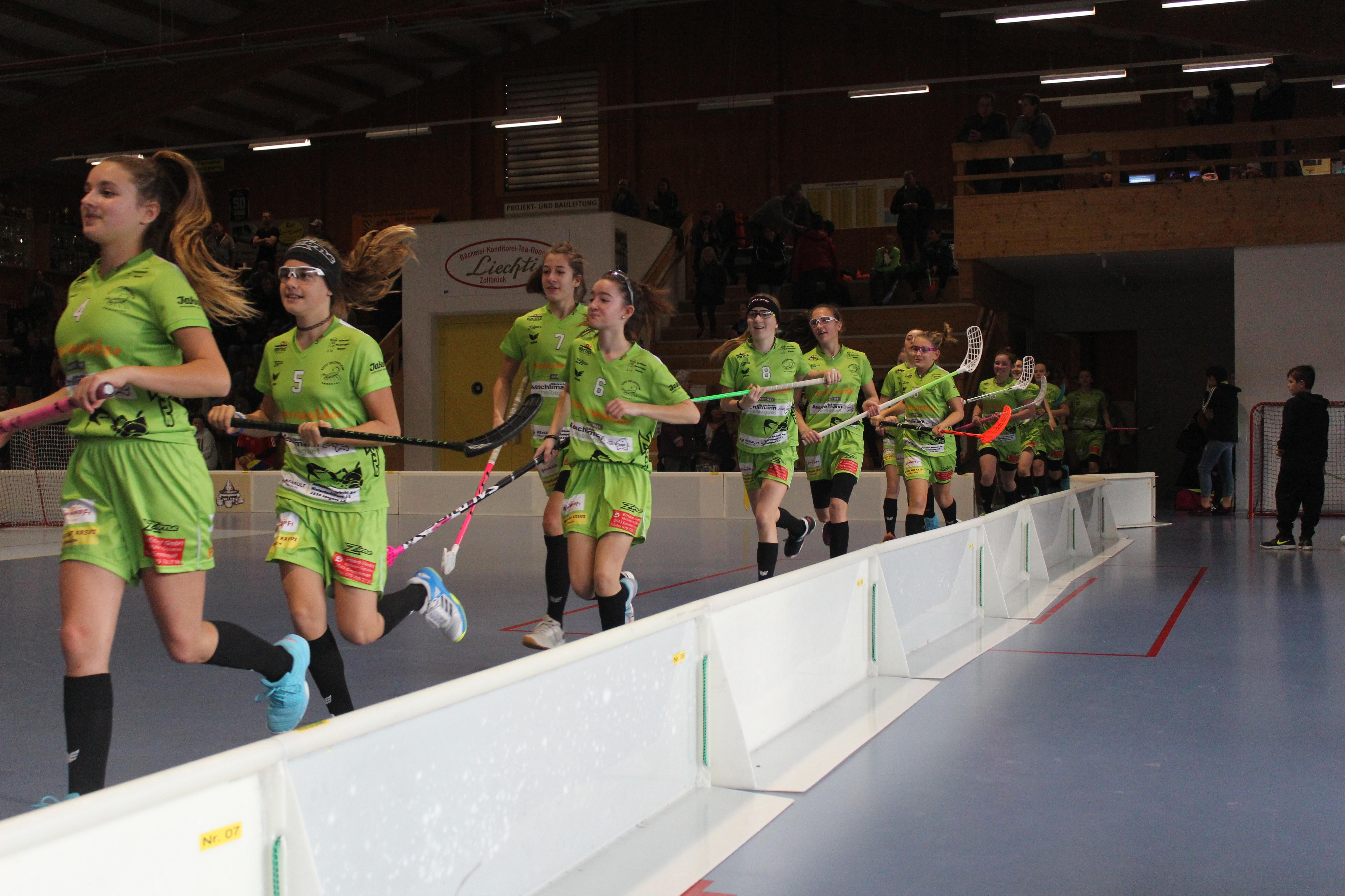 2017.11.19_U17_U14 Turnier BOE Zollbrück
